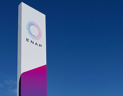 Branding Enap | A new future of energy