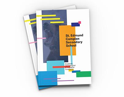 Campion Redesign Booklet
