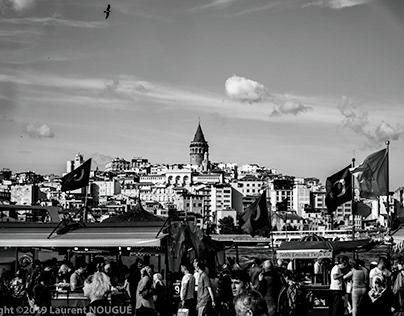 Istanbul - Tour Galata