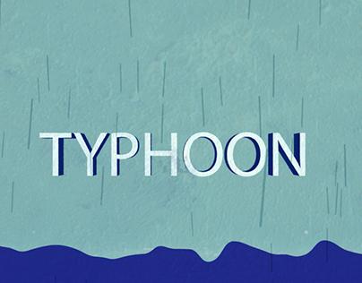 Typhoon Awareness Animated Explainer