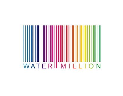 Watermillion Logo Design