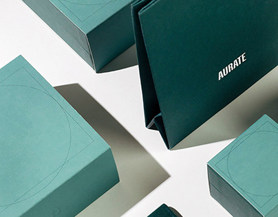 Aurate - Packaging Design - New York