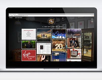 The Jupiter Drawing Room Website