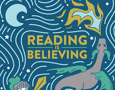 Reading Is Believing Campaign