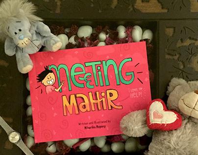 Meeting Mahir//An Illustrated Children's Book