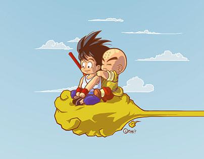 GIF Dragon Ball