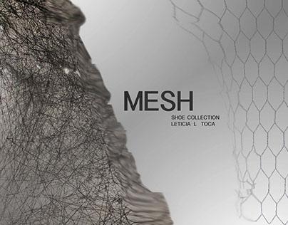 MESH _ Shoe collection/ Colección de calzado