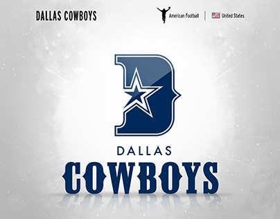 Dallas Cowboys | logo redesign