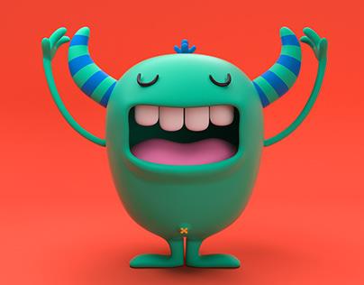 Crazy-Monster