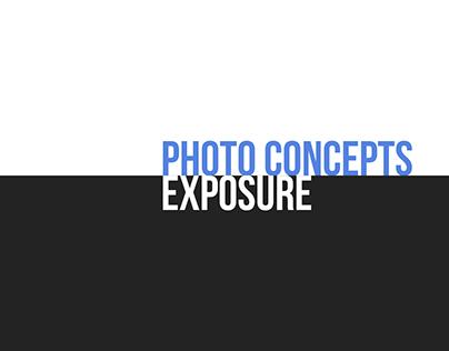Photo Concepts Exposure