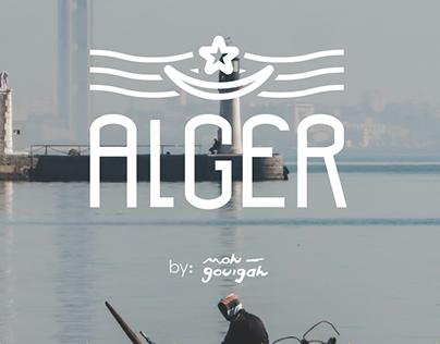 Alger (Algiers) City Branding