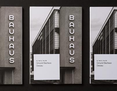 Gmund Bauhaus Swatchbook