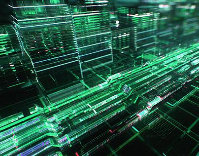 Digital city | Styleframe