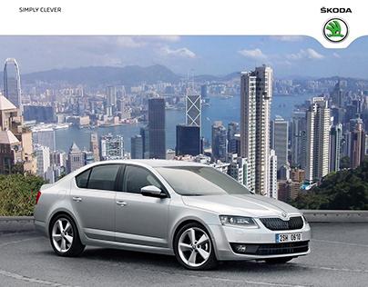 Škoda Octavia presentation