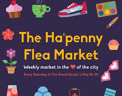 The Ha'penny Flea Market