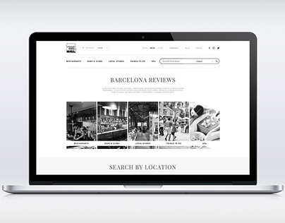 Barcelona website