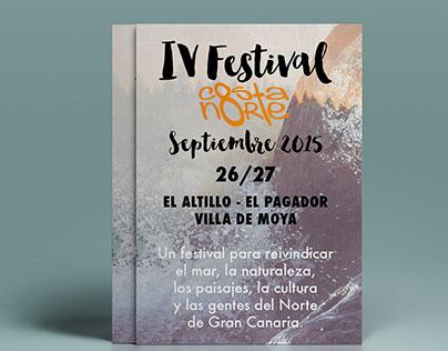 FESTIVAL COSTA NORTE 2015