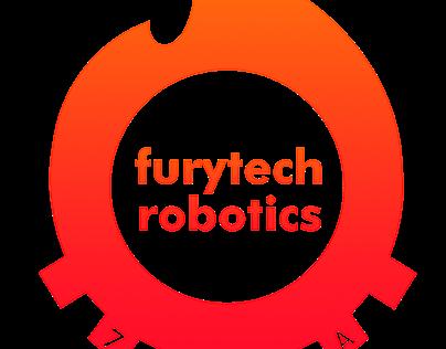 FuryTech Robotics Rebrand