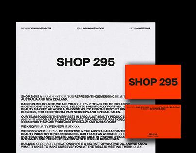 SHOP 295