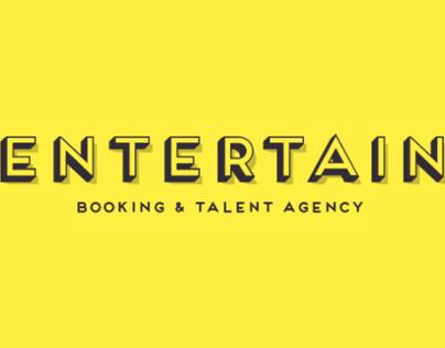 Brand development for Entertain