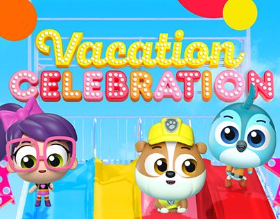 Nick Jr. Summer 2019 - Vacation Celebration