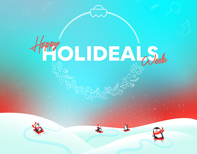 Happy HoliDeals Week Campaign