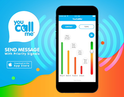 Voice to Text Messaging App