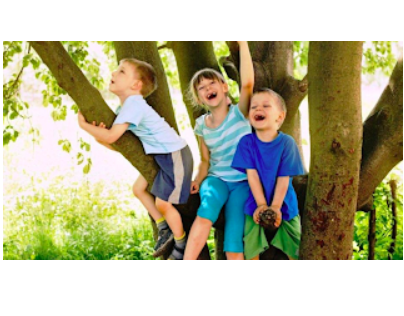 Children & The Outdoors - Paulette Dotson