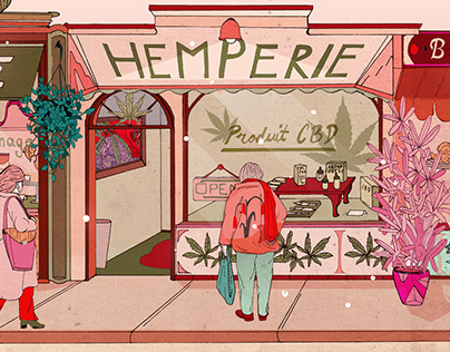 Cannabis Now - A CBD Store in France