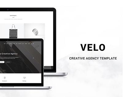 VELO - Creative Agency Template