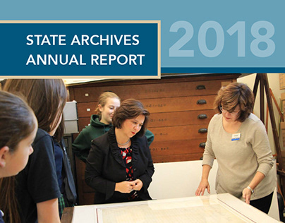 State Archives Annual Report