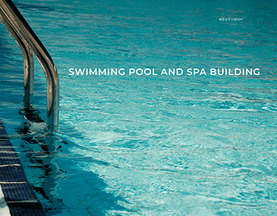 swimming pool and spa building