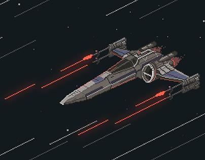 X-WingStarfighter