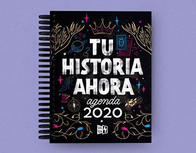 Tu historia ahora 2020