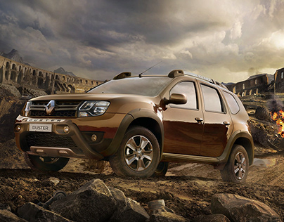 """Renault Duster """"The Battle"""""""
