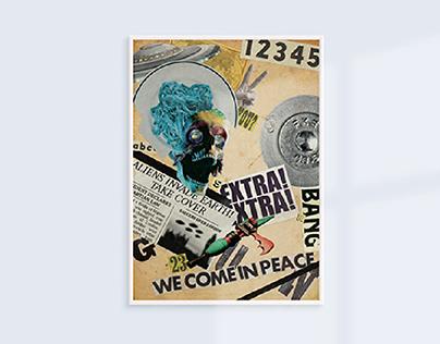 Art movements - Poster