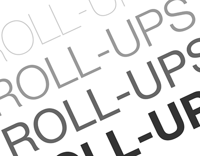 19 Creative Roll-up Designs