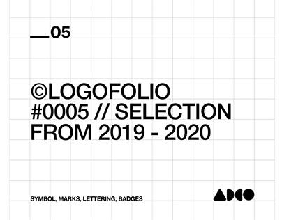 Logofolio 2019 - 2020