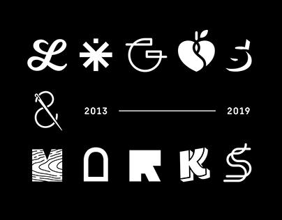 Logos & Marks 2013 — 2019