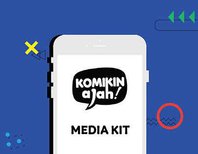 Komikin Ajah Media Kit