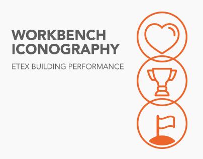 Etex Building Performance: Iconography