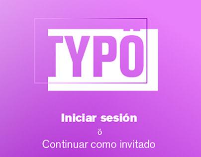 Typo App