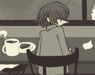 Sentimental cafe
