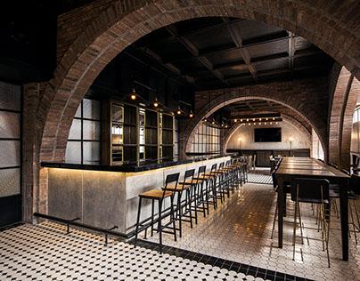 Salón Sociedad — Interior Design