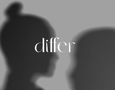 differ | clothing brand identity