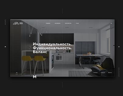 Interior design studio - Mosto design