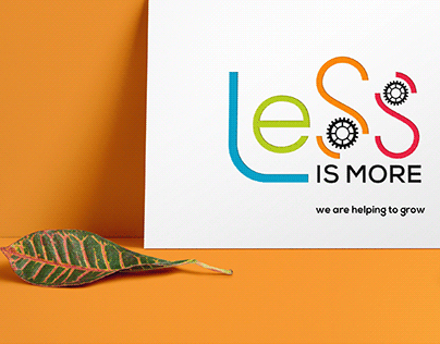 LOGO LESS IS MORE
