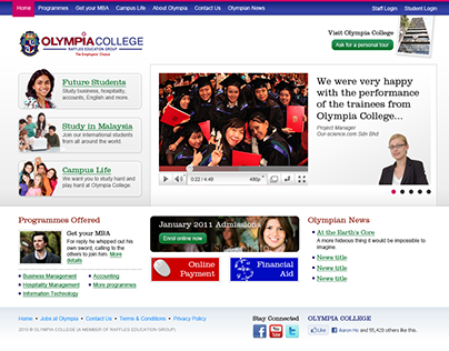Proposal: Olympia college (2011)