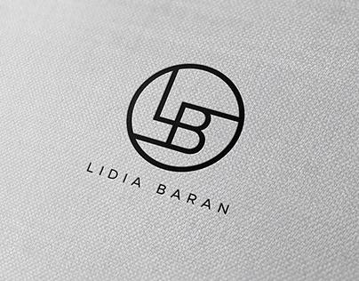 Projekt Logo - dr Lidia Baran