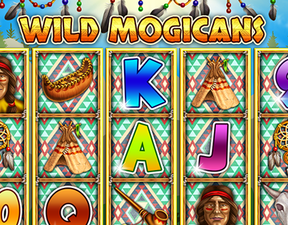Wild mogicans slot